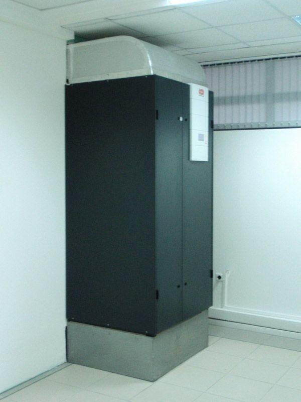 Допълнителна сплит система за охлаждане
